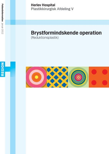 Brystformindskende operation - Herlev Hospital
