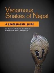 Venomous Snakes of Nepal