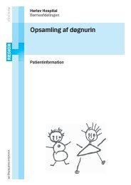 Opsamling af døgnurin.pdf - Herlev Hospital