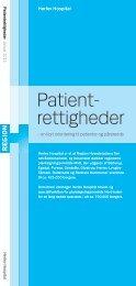 Patient- rettigheder - Herlev Hospital