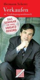 Verkaufen - Hermann Scherer