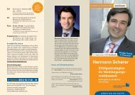 seminare business bestseller - Hermann Scherer