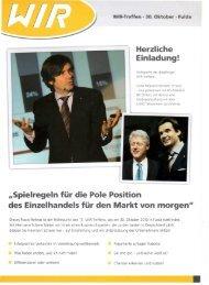 Flyer - Hermann Scherer