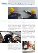 Wir bereinigen brennende Probleme! - Inotec Umwelttechnik - Seite 2