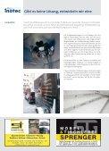 Wir bereinigen brennende Probleme! - Inotec Umwelttechnik - Seite 4