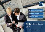 Media Informationen 2014 - IVD