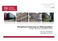 Energetische Sanierung von Bildungsstätten - KAplus ...