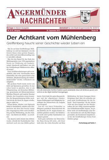 Nr. 08/2013 - Angermünde