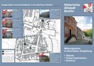 Wohneigentum in historischer Umgebung - Stadtkontor