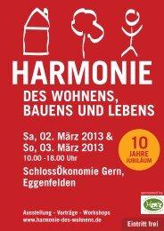 können Sie das Programm downloaden! (PDF) - Harmonie des ...