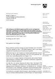 Antwort Teil II der Bezirksregierung vom 13.02.2013 - Bund NRW