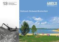 13 – Delitzsch-Südwest/Breitenfeld - LMBV