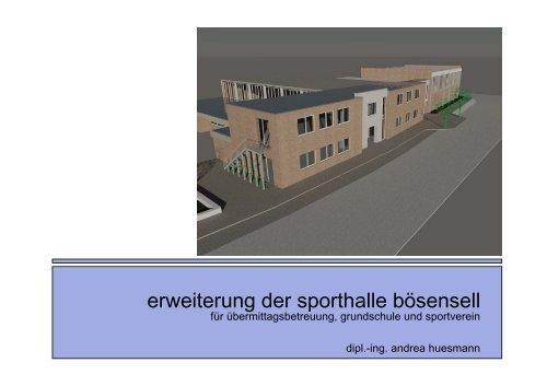 Präsentation OGS Bösensell - Gemeinde Senden