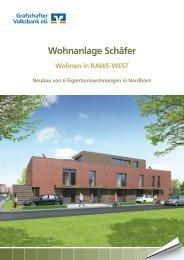 Wohnanlage Schäfer - Grafschafter Volksbank eG