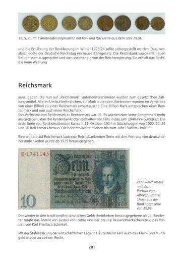 Reichsmark - Hermsdorf Regional