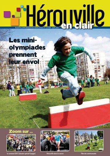 Bulletin mai-juin 2012 - Hérouville Saint-Clair