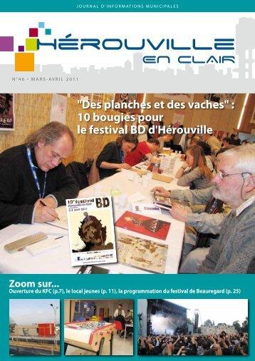 Bulletin Mars-Avril 2011 - Hérouville Saint-Clair