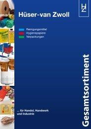 PDF herunterladen - Hüser van Zwoll