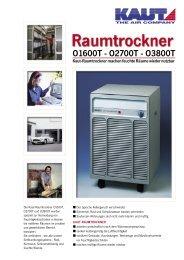 Prospekte - Alfred Kaut GmbH + Co.