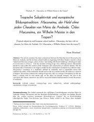 Horst Nitschack - Faculdade de Filosofia, Letras e Ciências Humanas