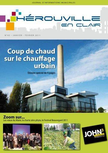 Bulletin Janvier - février 2011 - Hérouville Saint-Clair