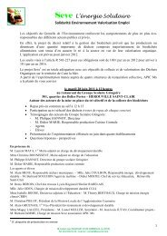 Seve L'énergie Solidaire - Hérouville Saint-Clair