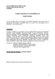 Compte rendu 19/11/2012 - Hérouville Saint-Clair