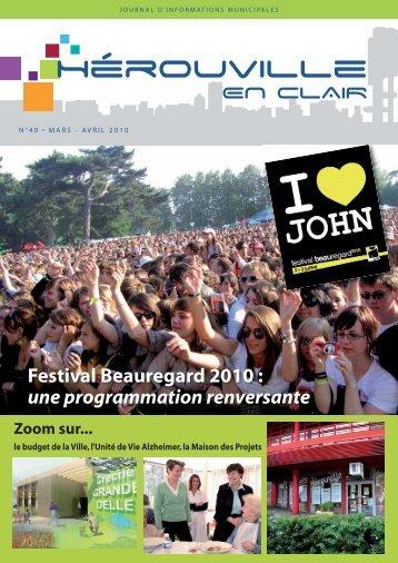 Bulletin mars-avril 2010 - Hérouville Saint-Clair