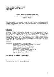 Compte rendu 08/10/2012 - Hérouville Saint-Clair