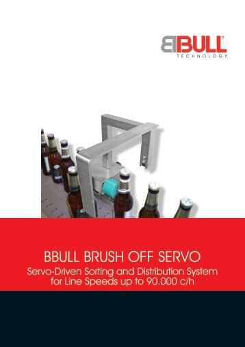 BBULL BRUSH OFF SERVO