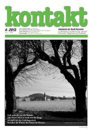 Ausgabe 04 (21.02.2013) PDF - Herrnhut