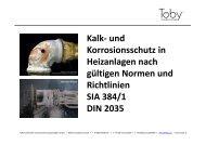 (Microsoft PowerPoint - Kalk- und Korrosionsschutz in Heizanlagen ...