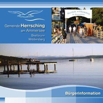 Gemeinde Herrsching - Herrsching am Ammersee