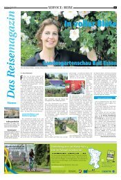 Landesgartenschau Bad Essen - Recklinghaeuser Zeitung
