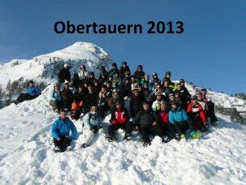 Obertauern 2013 - Georg-Herwegh-Gymnasium