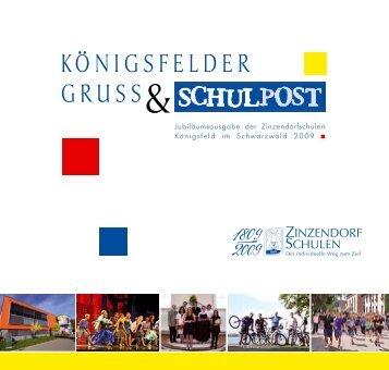 Königsfelder Gruß 2009