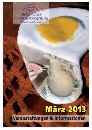 Monatsheftchens März 2013 - Herz