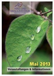 Monatsheftchens Mai 2013 - Herz