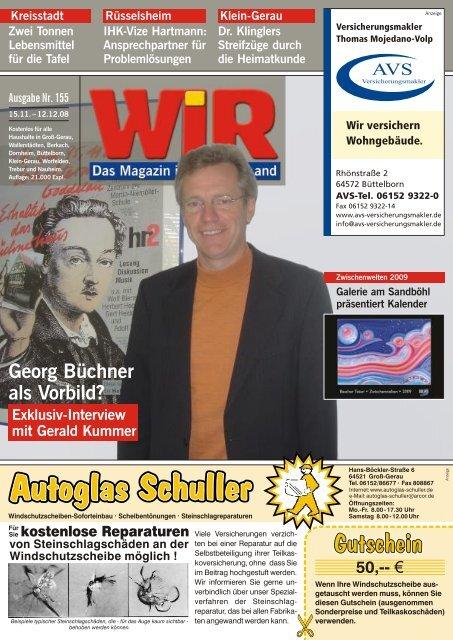 ÕVVMV ;QM [QKP 1PZ XZQ^I\M[ 3WUNWZ\JIL - Das WIR-Magazin ...