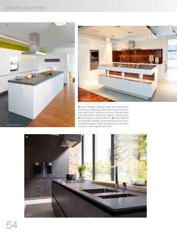 Küche / neUheiten - HERZOG Küchen AG
