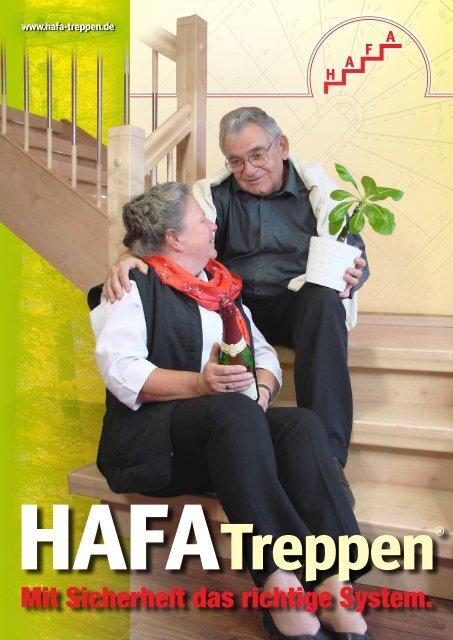 HAFA Treppensanierung mit System!