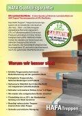 HAFA Treppensanierung mit System! - Page 5