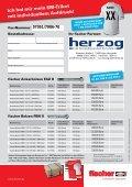 Die fischer EM-Aktion 2012 - herzog Stahlhandel GmbH in Calw - Page 2