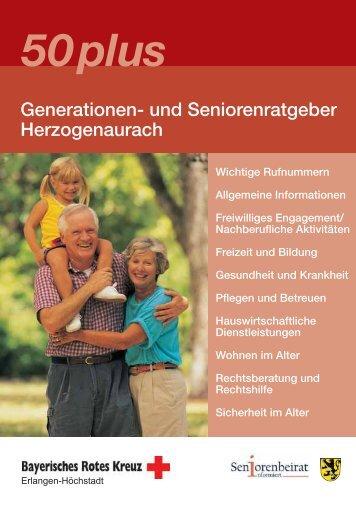 Generationen- und Seniorenratgeber Herzogenaurach - Stadt ...