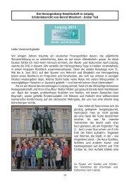 Bericht Bernd Wiechert - Heinrich von Herzogenberg, Komponist