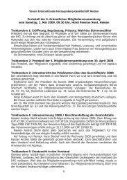 02. Mai 2009, Heiden, Hotel Pension Nord - Heinrich von ...