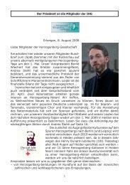 18. August 2008 - Heinrich von Herzogenberg, Komponist