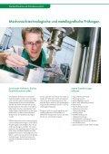 Broschüre Werkstofftechnik und Schadensanalytik - Dekra - Seite 4