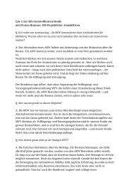 Interview mit Florian Brunner, Autor der Studie - Schweizerische ...
