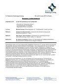 51. Deutscher Verkehrsgerichtstag 23. bis 25. Januar 2013 in Goslar ... - Page 7